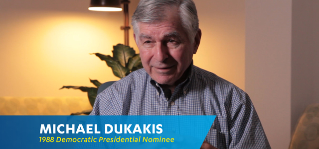 "<br /><br /> <div class=""views-field-title""><span class=""field-content""><a href=""/news/public-policy/conversation-michael-dukakis""><a href=""/news/public-policy/conversation-michael-dukakis"">A Conversation with Michael Dukakis</a></a></span></div><br /><br /><div class=""views-field-field-homepage-tout-value""><div class=""field-content""><p>Michael Dukakis discussing this year's election, polarization and what he tells his students</p></div></div>"