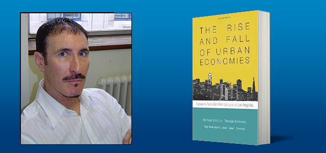 "<br /><br /> <div class=""views-field-title""><span class=""field-content""><a href=""/news/urban-planning/michael-storper-publishes-new-book-urban-economies""><a href=""/news/urban-planning/michael-storper-publishes-new-book-urban-economies"">Michael Storper Publishes New Book on Urban Economies</a></a></span></div><br /><br /><div class=""views-field-field-homepage-tout-value""><div class=""field-content""><p>Urban Planning Professor Michael Storper offers a comprehensive look at the two cities from past to present</p></div></div>"