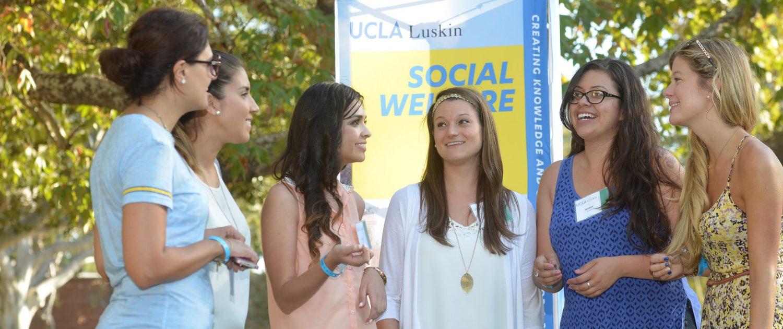 Social Welfare Department   UCLA Luskin