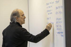Visiting Professor Steven Nemerovski