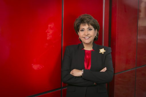 UnidosUS President Janet Murguía will deliver the keynote address at the June 14 UCLA Luskin Commencement. Photo courtesy of Violetta Markelou Photography