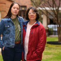 image of mother and daughter, Mary and Lisa Doi, who are featured in the article