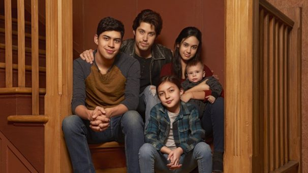 image of A Party of Five, 1990's drama