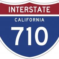 image of Interstate 710 signage