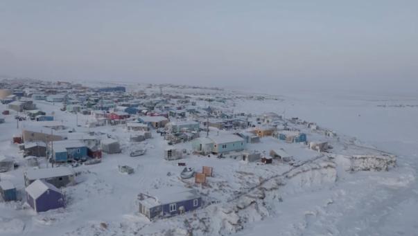 small community in Alaska
