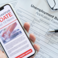Unemployment in California