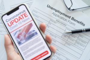 Unemployment in California