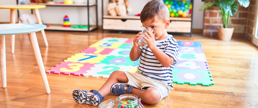 AB 2370, passed in 2018, mandates that drinking water in all childcare facilities in California be tested for the presence of lead. Photo by iStock / AaronAmat