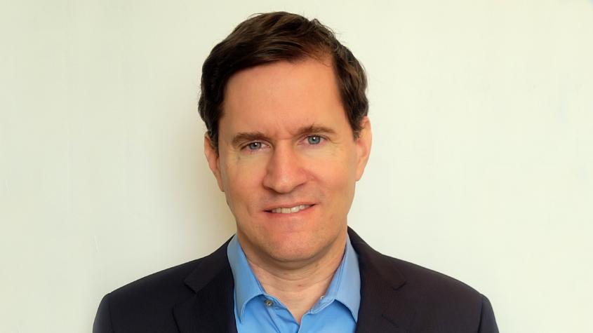 Photo of UCLA Diplomat in Residence Jason Vorderstrasse